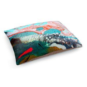 Decorative Dog Pet Beds   Aja Ann - Abstract Close Up III