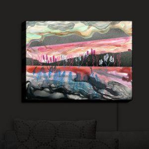 Nightlight Sconce Canvas Light | Aja Ann's Dessert Scape