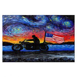 Decorative Floor Covering Mats | Aja Ann - Easy Rider | Dennis Hopper, Peter Fonda, Movie