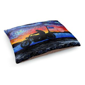 Decorative Dog Pet Beds | Aja Ann - Easy Rider | Dennis Hopper, Peter Fonda, Movie