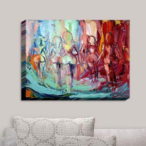 Decorative Canvas Wall Art | Aja Ann - Exodus