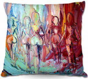 Throw Pillows Decorative Artistic | Aja-Ann Exodus