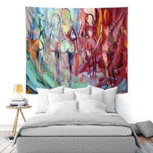Artistic Wall Tapestry   Aja Ann Exodus