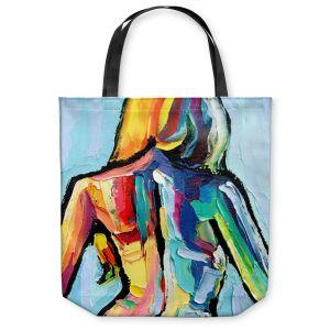 Unique Shoulder Bag Tote Bags | Aja Ann Femme 174