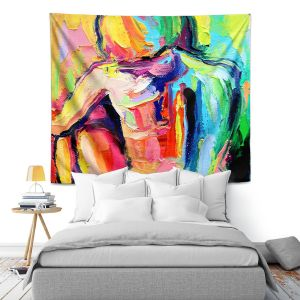 Artistic Wall Tapestry | Aja Ann Femme 183