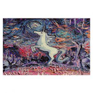 Decorative Floor Covering Mats | Aja Ann - Im Alive | Unicorn