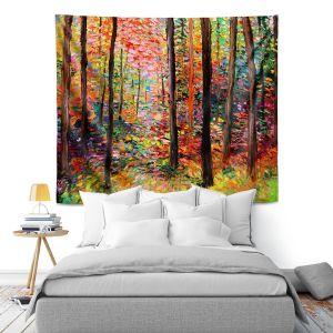 Artistic Wall Tapestry   Aja Ann Prisms