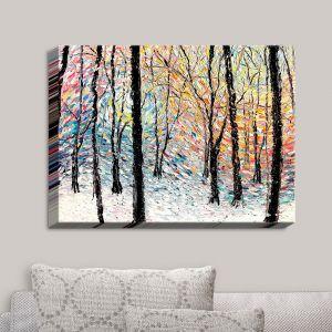 Decorative Canvas Wall Art | Aja Ann - Refraction