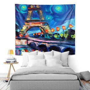 Artistic Wall Tapestry | Aja Ann Seine