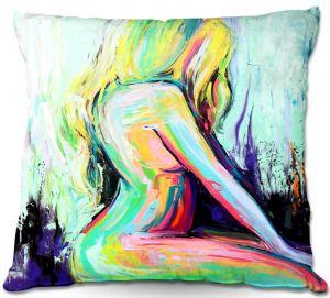 Throw Pillows Decorative Artistic | Aja-Ann's Still