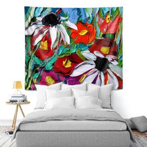 Artistic Wall Tapestry   Aja Ann Stories From a Field Act ccxxx