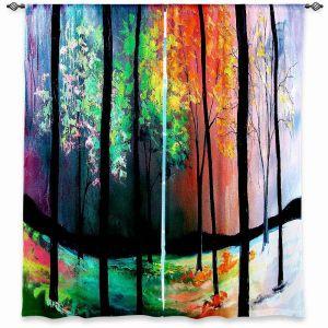 Decorative Window Treatments | Aja Ann The Four Seasons