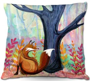 Throw Pillows Decorative Artistic | Aja-Ann's The Sound