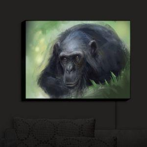 Nightlight Sconce Canvas Light | Alex Ruiz's Chimp