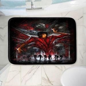 Decorative Bathroom Mats | Alex Ruiz - The Thriller Michael Jackson