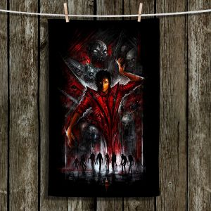 Unique Hanging Tea Towels | Alex Ruiz - The Thriller Michael Jackson | Music Thriller Zombies