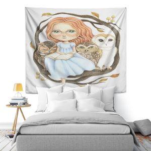Artistic Wall Tapestry | Amalia K. - Autumn Tales