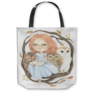 Unique Shoulder Bag Tote Bags | Amalia K. - Autumn Tales