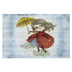 Decorative Floor Coverings | Amalia K. Cloud Dancing