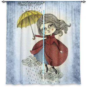 Decorative Window Treatments | Amalia K. Cloud Dancing
