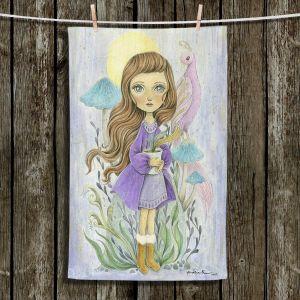 Unique Bathroom Towels | Amalia K. - Gift of Gold