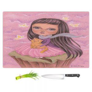 Artistic Kitchen Bar Cutting Boards | Amalia K. - In A Daydram