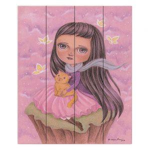 Decorative Wood Plank Wall Art | Amalia K. - In A Daydram