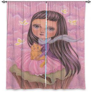 Decorative Window Treatments | Amalia K. - In A Daydram
