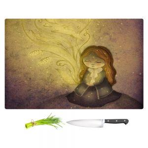 Artistic Kitchen Bar Cutting Boards   Amalia K. - Light Upon Us