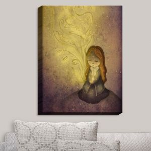 Decorative Canvas Wall Art | Amalia K. - Light Upon Us