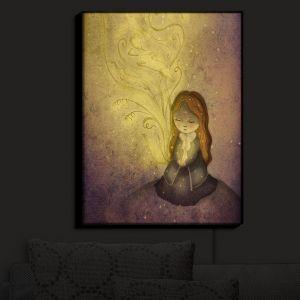 Nightlight Sconce Canvas Light | Amalia K.'s Light Upon Us
