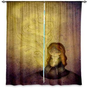 Decorative Window Treatments | Amalia K. Light Upon Us