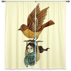 Decorative Window Treatments | Amalia K. Midnight Travel