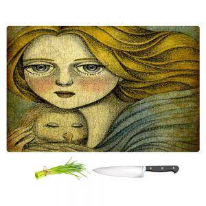 Artistic Kitchen Bar Cutting Boards | Amalia K. - The Guardian