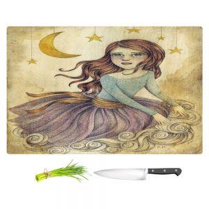 Artistic Kitchen Bar Cutting Boards | Amalia K. - Wishes