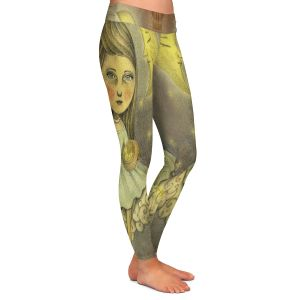 Casual Comfortable Leggings | Amalia K. With the Stars Above