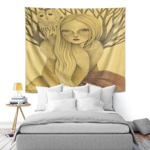 Artistic Wall Tapestry | Amalia K. - Within Wisdom