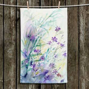 Unique Bathroom Towels | Amanda Hawkins - Hedgerow Flowers