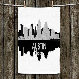Unique Bathroom Towels | Angelina Vick - City IV Austin Texas