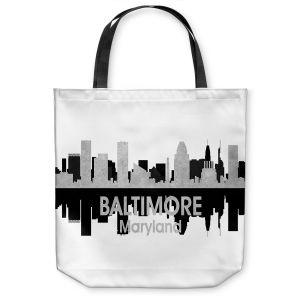Unique Shoulder Bag Tote Bags  Angelina Vick - City IV Baltimore Maryland