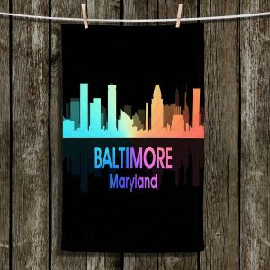 Unique Bathroom Towels | Angelina Vick - City V Baltimore Maryland