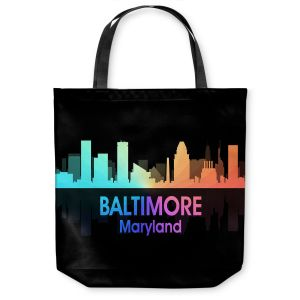 Unique Shoulder Bag Tote Bags | Angelina Vick - City V Baltimore Maryland