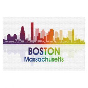 Decorative Floor Coverings | Angelina Vick - City I Boston Massachusetts
