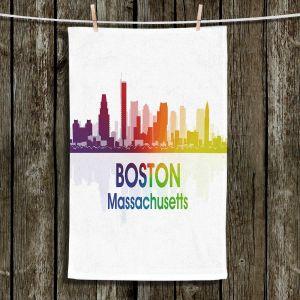 Unique Bathroom Towels | Angelina Vick - City I Boston Massachusetts
