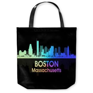Unique Shoulder Bag Tote Bags | Angelina Vick - City V Boston Massachusetts