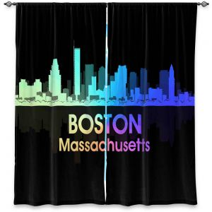 Decorative Window Treatments | Angelina Vick - City V Boston Massachusetts