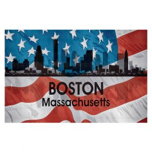 Decorative Floor Coverings | Angelina Vick - City VI Boston Massachusetts