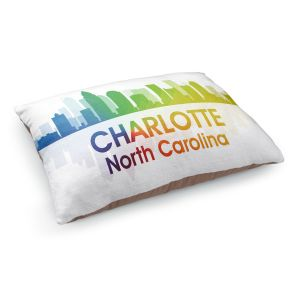 Decorative Dog Pet Beds | Angelina Vick - City I Charlotte North Carolina