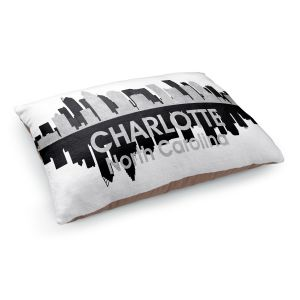 Decorative Dog Pet Beds | Angelina Vick - City IV Charlotte North Carolina