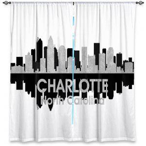 Decorative Window Treatments | Angelina Vick - City IV Charlotte North Carolina